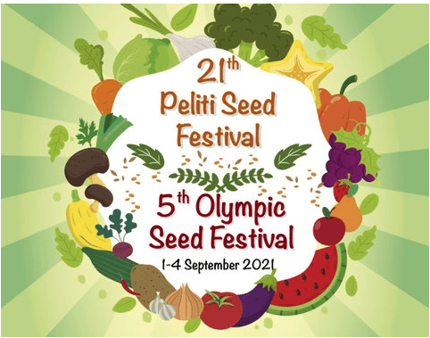 21th Peliti Seed Festival – Greece