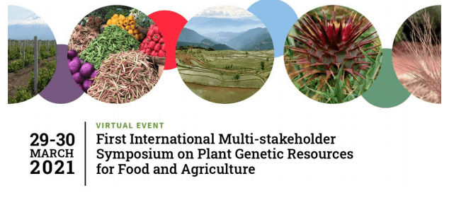 First International Multi-stakeholder Symposium on Plant Genetic Resources for Food and Agriculture