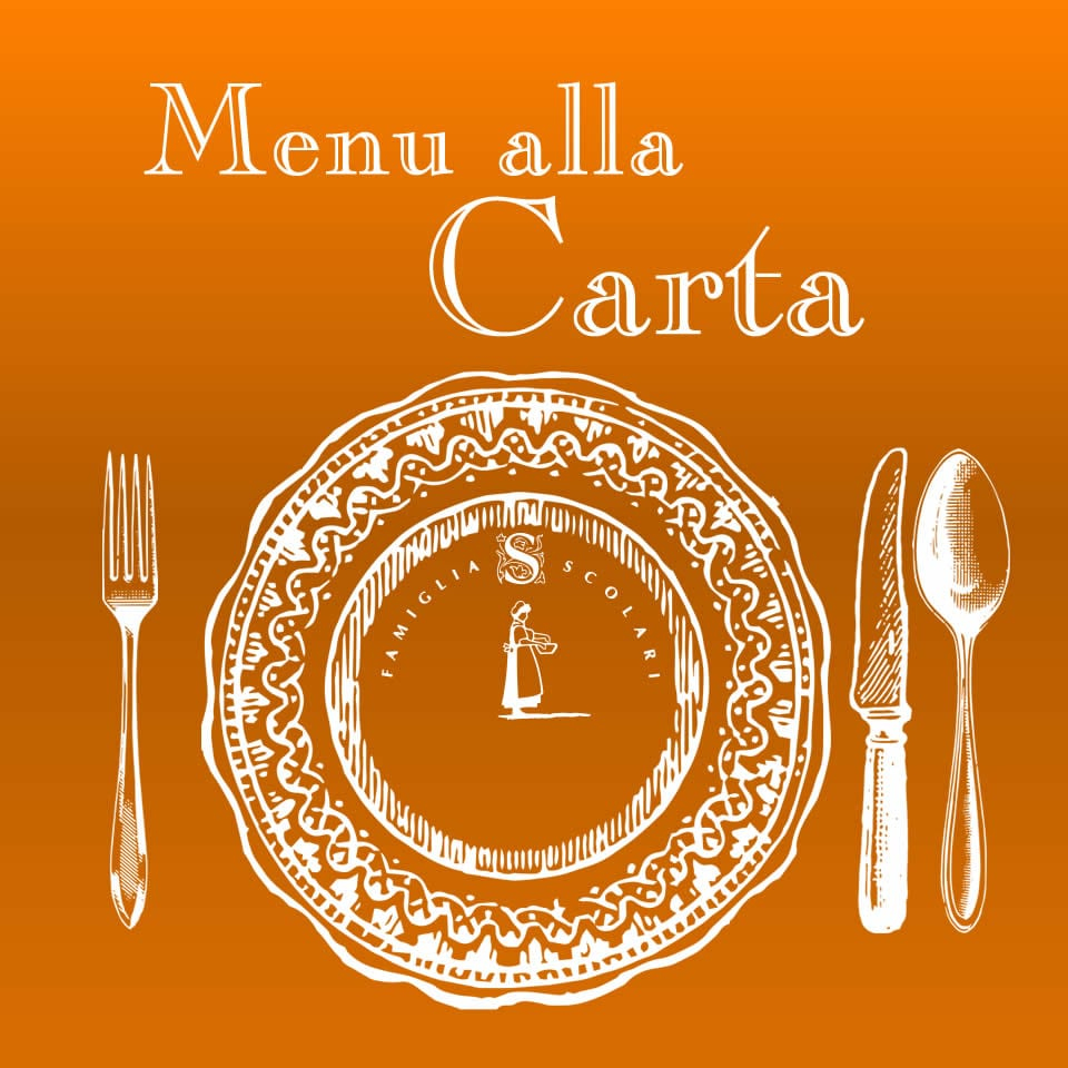 Menu alla Carta